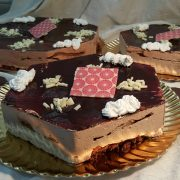 De Chocolate semifría