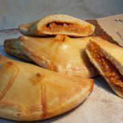 Empanadillas: Carne e de atún
