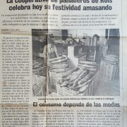 Día 1 de Maio 1997